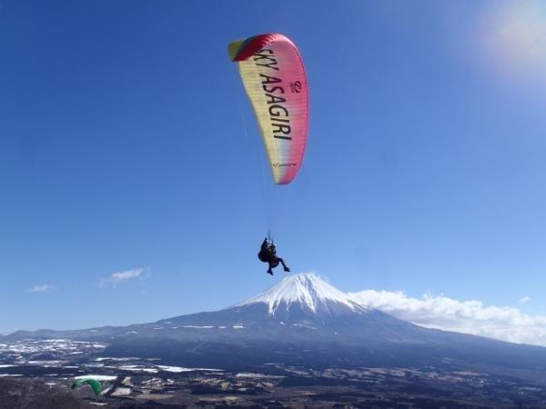 photo by 【最安値】東海のパラグライダーの体験ツアー・スクール|そとあそび