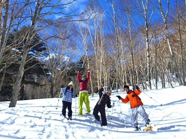 photo by 奥日光スノーシュートレッキング 1日コース(栃木県・日光・中禅寺湖) そとあそび