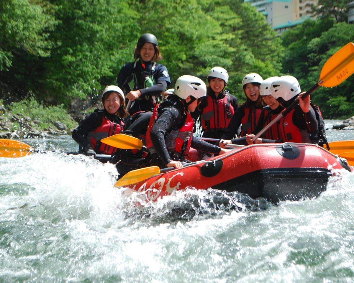 photo by 【最安値】鬼怒川のラフティングの体験ツアー|そとあそび