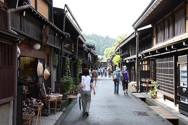 photo by 2008.08.10 飛騨高山 古い町並み - 写真共有サイト「フォト蔵」