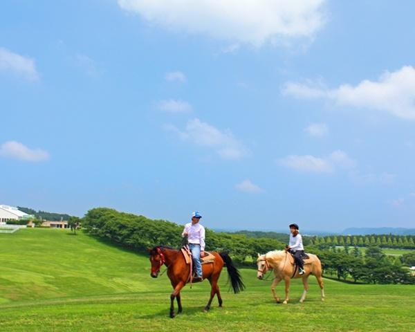 photo by 那須野ヶ原ホーストレッキング(乗馬)/アイランドホースリゾート那須|そとあそび