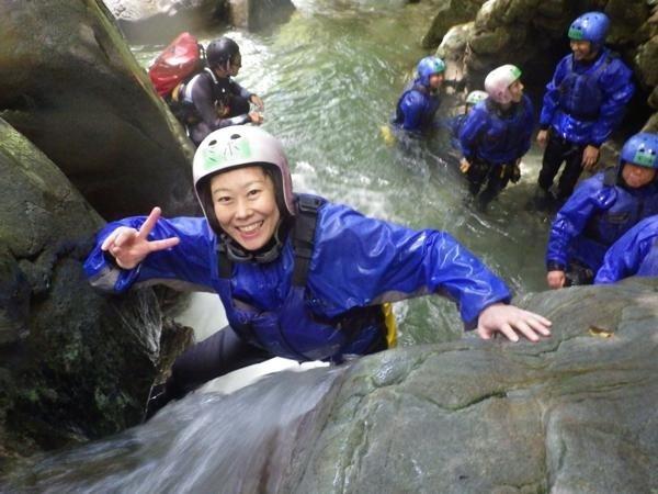 photo by 祖谷渓キャニオニングツアー/サファリ|そとあそび
