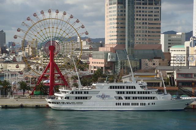 photo byKobe Harborland MOSAIC & Kobe Concerto | Flickr - Photo Sharing!