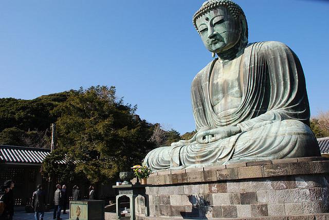 photo by鎌倉大仏 : Great Buddha in Kamakura | Flickr - Photo Sharing!