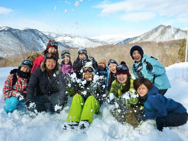 photo by 【小学生から参加OK!雪遊びも楽しもう!】 半日コース ◆スープ・写真付 (群馬県・水上(みなかみ)) そとあそび