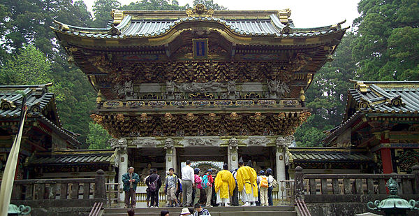 photo by日光東照宮 - Wikipedia