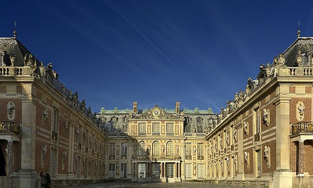 photo by ヴェルサイユ宮殿 - Wikipedia