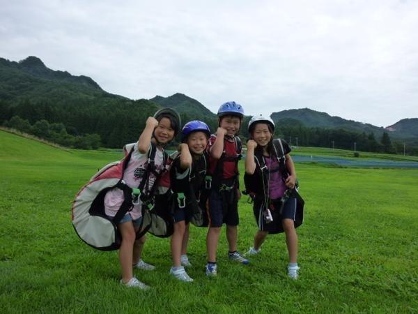 photo by 沼田パラグライダー/トップフィールド パラグライダースクールぐんま|そとあそび