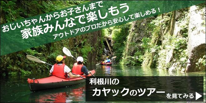 利根川 カヌー カヤック