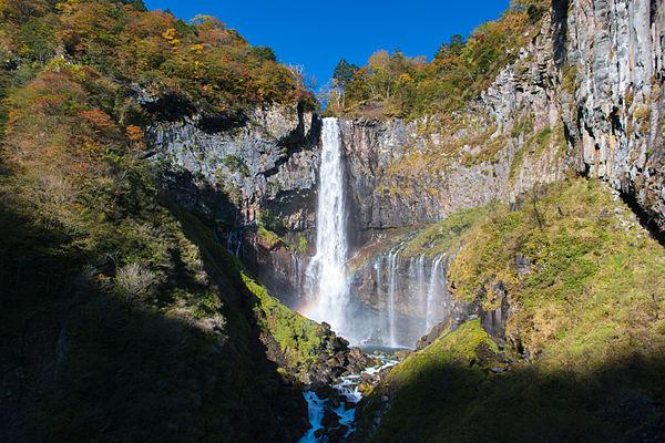 photo by華厳滝 - Wikipedia