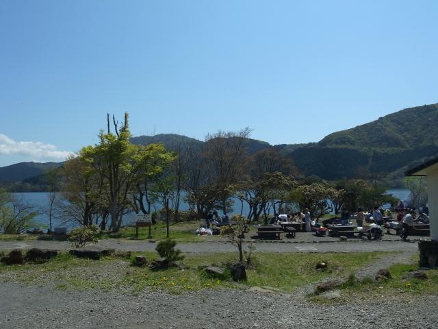 photo by 芦ノ湖キャンプ村 レイクサイドヴィラ