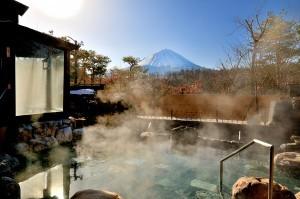 photo by 富士眺望の湯ゆらり