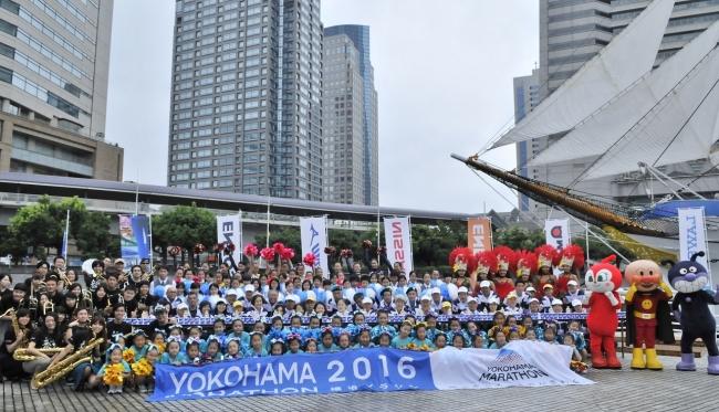 横浜マラソン2