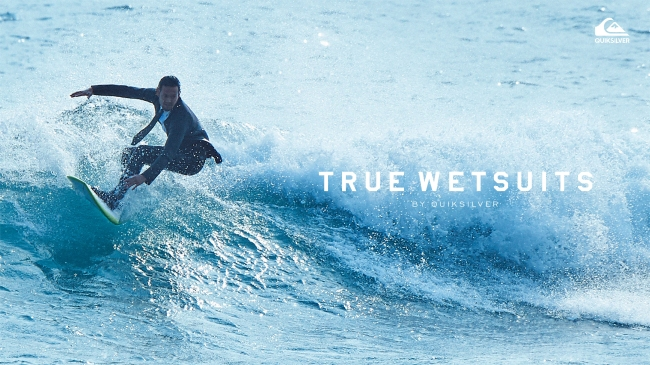 Photo by TRUE WETSUITS