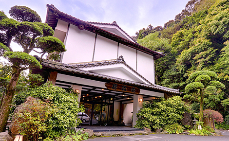 photo by 霧島もみじ谷 静流荘