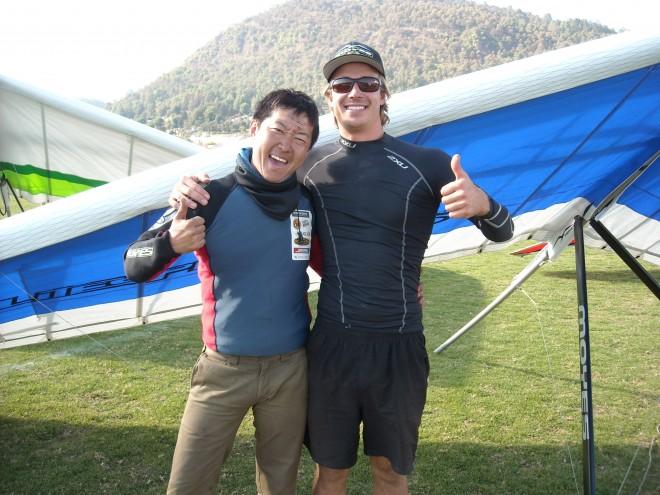 Photo by 鈴木由路選手ブログ:鈴木由路の【ハンググライダーの魅力を伝えたい!】