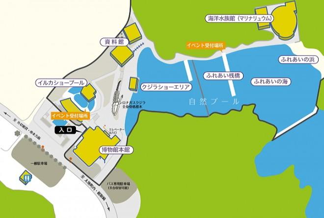 photo by 施設案内・イラストマップ