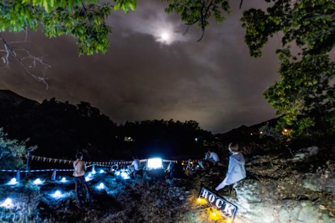 photo by 夜空と交差する森の映画祭