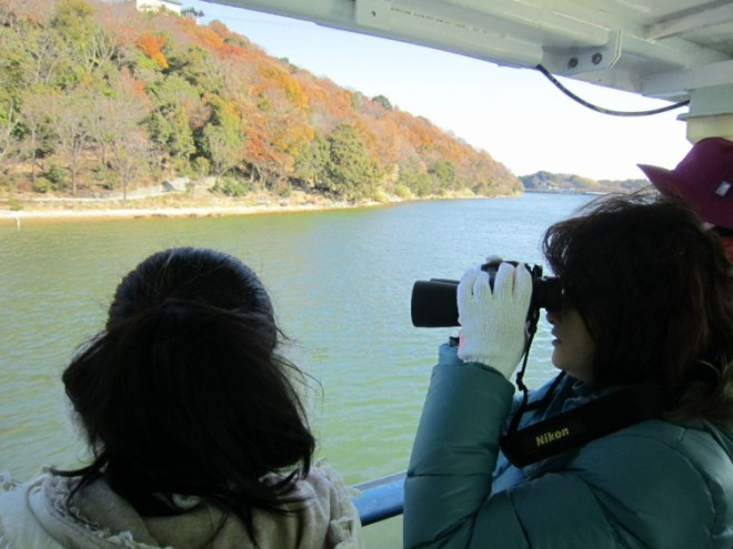 photo by 野鳥観察体験クルーズ:バードウォッチング - 浜名湖遊覧船(公式)