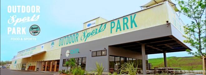 photo by アウトドア・スポーツ・パーク OUTDOOR SPORTS PARK|PGM