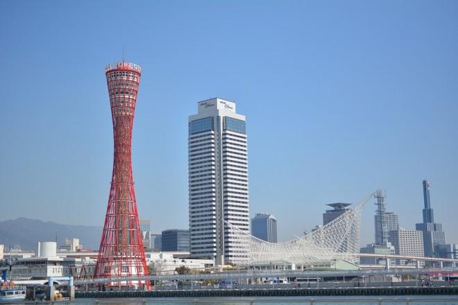 photo by無料の写真: 神戸, ポートタワー, 神戸海洋博物館, ハーバーランド - Pixabayの無料画像 - 818395