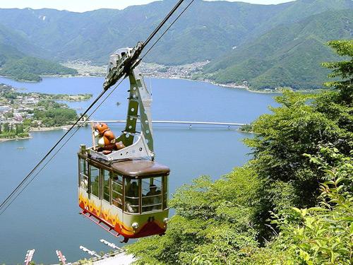 photo by 河口湖天上山公園 カチカチ山ロープウェイ