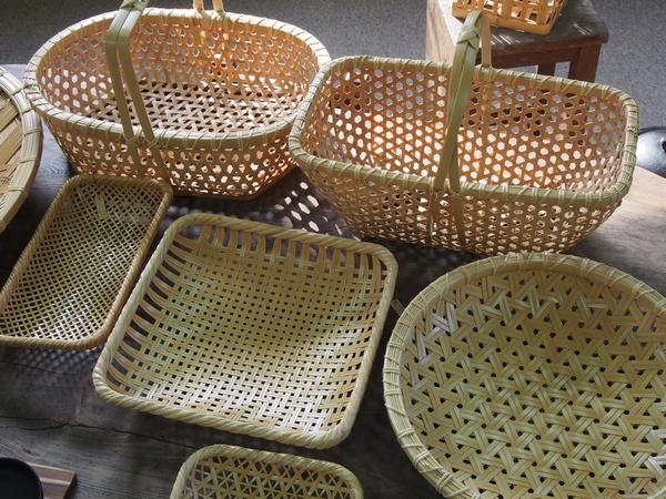 photo by 高見八州洋の竹細工ギャラリー竹聲館ちくせいかん