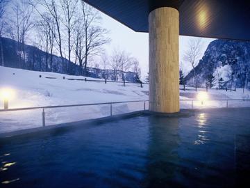 photo by 層雲峡温泉「ホテル大雪」