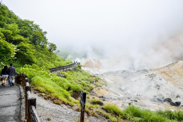 ↑地獄谷 photo by gjeerawut