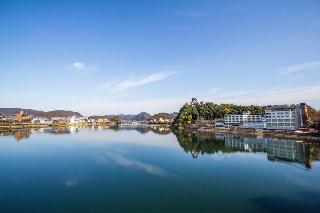 「木曽川」photo by T-Urasima