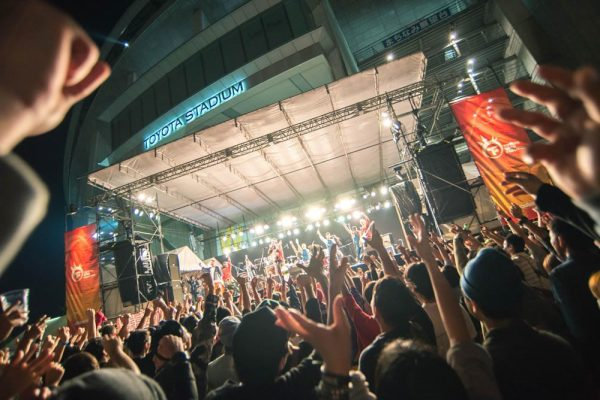 photo by TOYOTA ROCK FESTIVAL