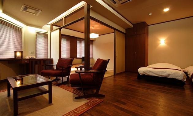 photo by 寛ぎの客室/【公式サイト】白馬八方温泉 山の郷ホテル 白馬ひふみ