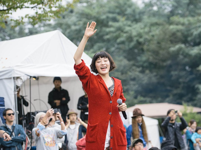 photo by りんご音楽祭2016オフィシャルサイト