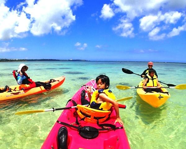 photo by 【最安値】沖縄県のシーカヤックの体験ツアー|そとあそび