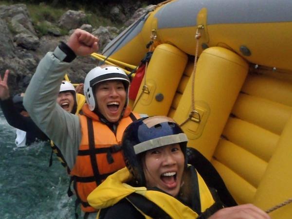 photo by《半日でも激流を満喫!》 半日コース ◆温泉・写真付(熊本県・球磨・人吉)|そとあそび