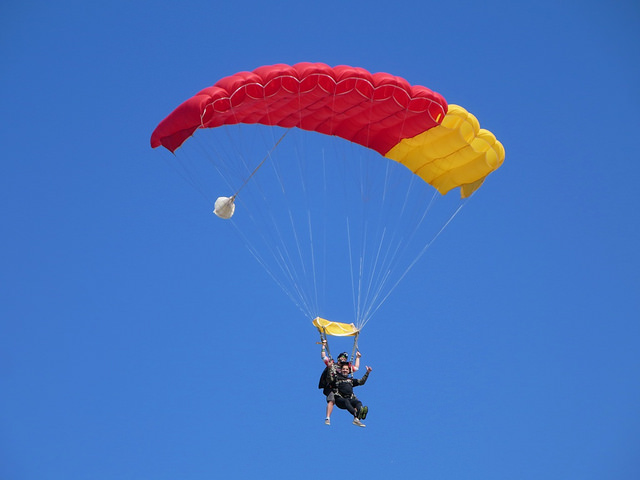 photo by Tandem Paragliders | Flickr - Photo Sharing!
