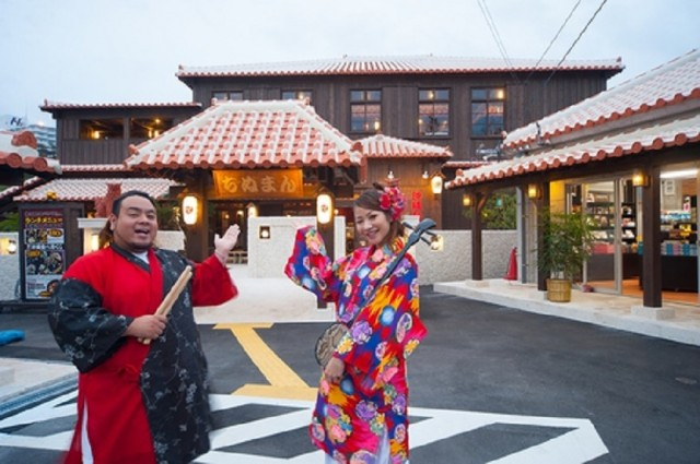 photo by 恩納サンセットモール店|沖縄料理 ちぬまん