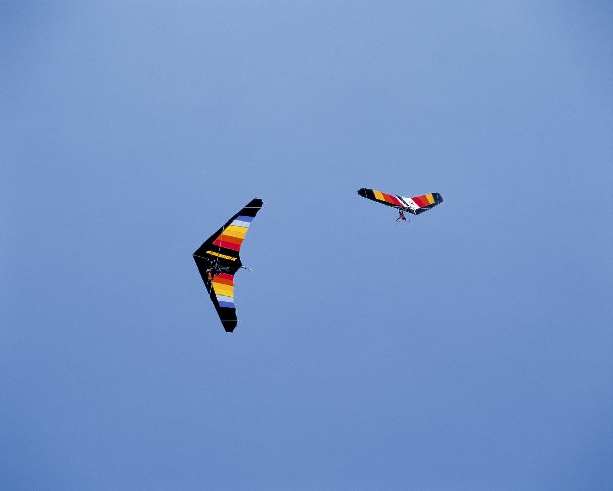 ハンググライダーの競技の種類、大会とは? | SOTOASOBI LIFE(そと ...