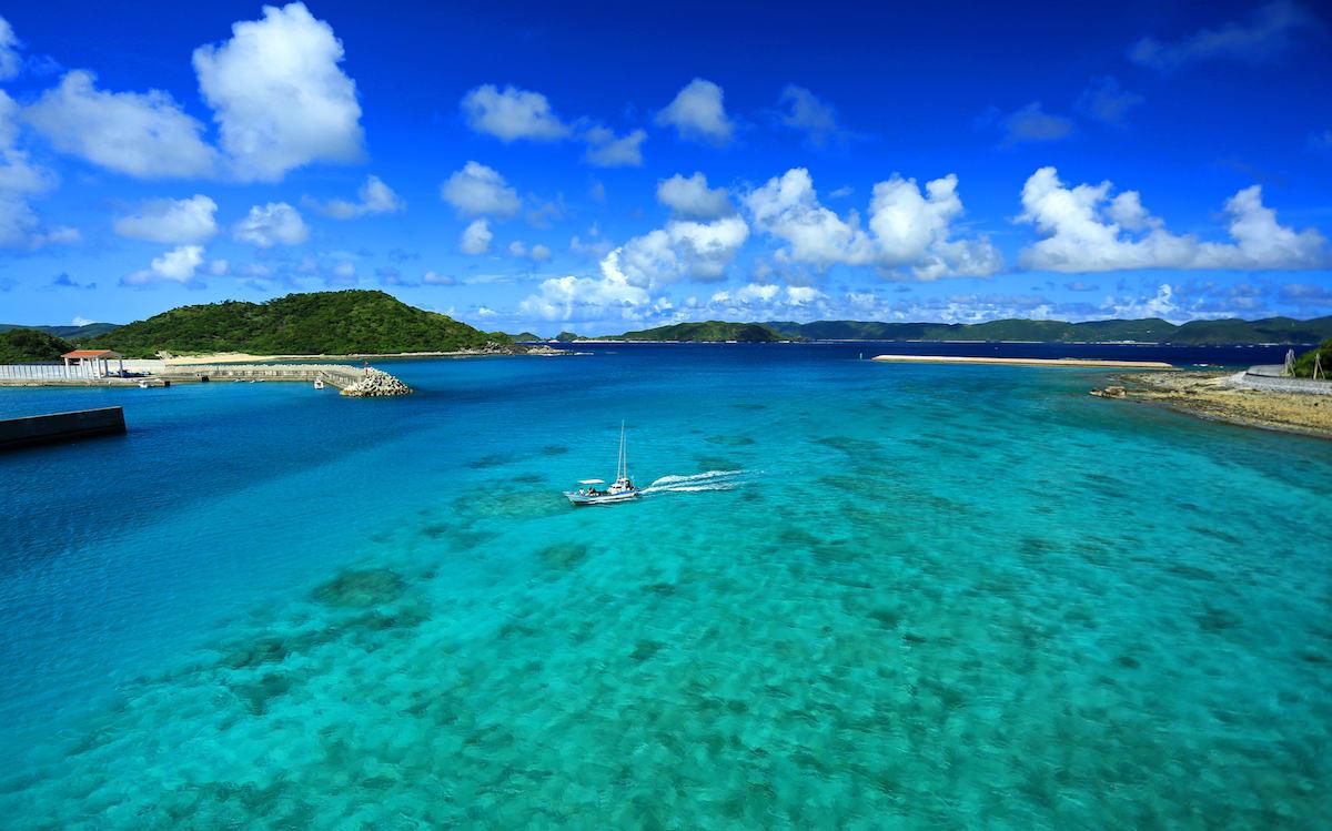 沖縄 海 ダイビング