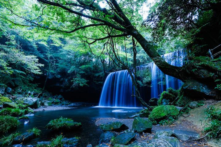 鍋ヶ滝  熊本県