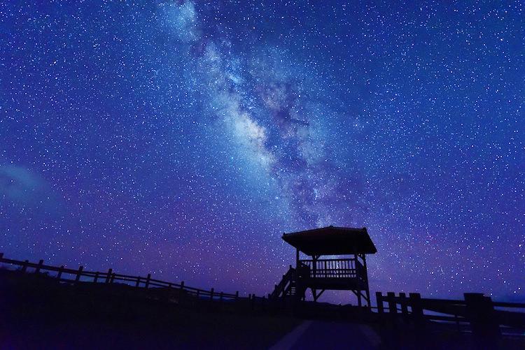 沖縄県 西表島 星空