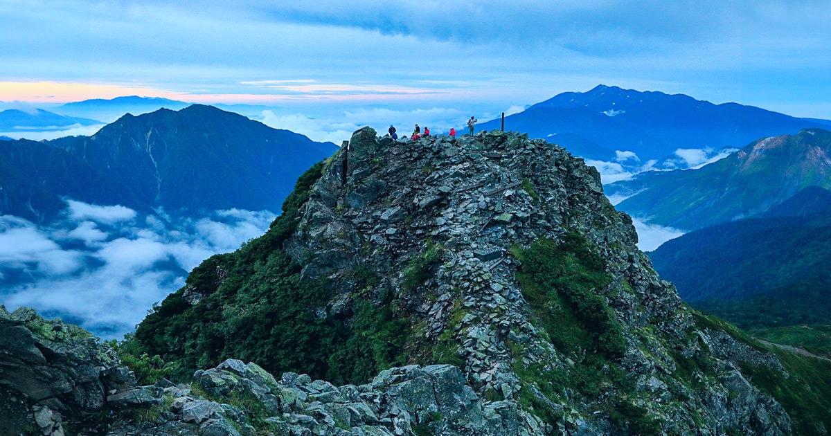1ea13adfd4 初心者でもトレッキングを楽しめる、おすすめの日本百名山 | SOTOASOBI LIFE(そとあそびライフ)