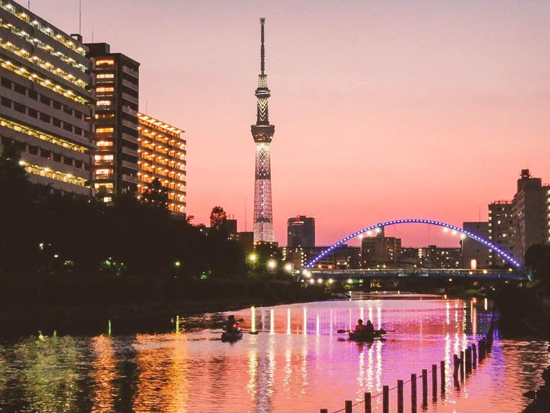 東京都 江戸川 カヌー・カヤック