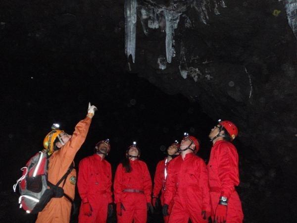 photo by 富士山麓 樹海&洞窟探検ツアー/カントリーレイクシステムズ|そとあそび