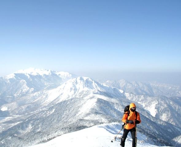 photo by 滋賀県のスノーシュー(スノートレッキング)の体験ツアー|そとあそび