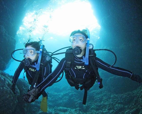 photo by 沖縄本島・青の洞窟体験ダイビング&シュノーケリング/プズマリダイバーズクラブ|そとあそび