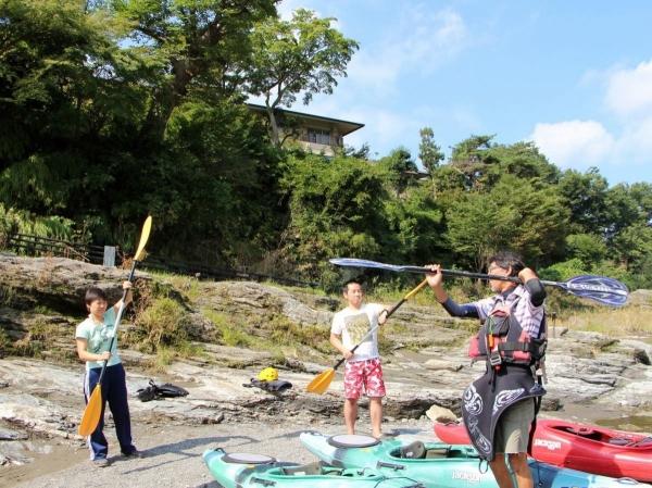 photo by 《人気景勝地・岩畳をカヤックで楽しむ!》 半日体験カヤック ◆写真つき! (埼玉県・秩父・長瀞)|そとあそび