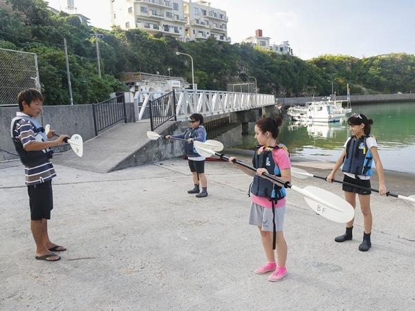 photo by マングローブ探検カヤックツアー(沖縄県・嘉手納)|そとあそび