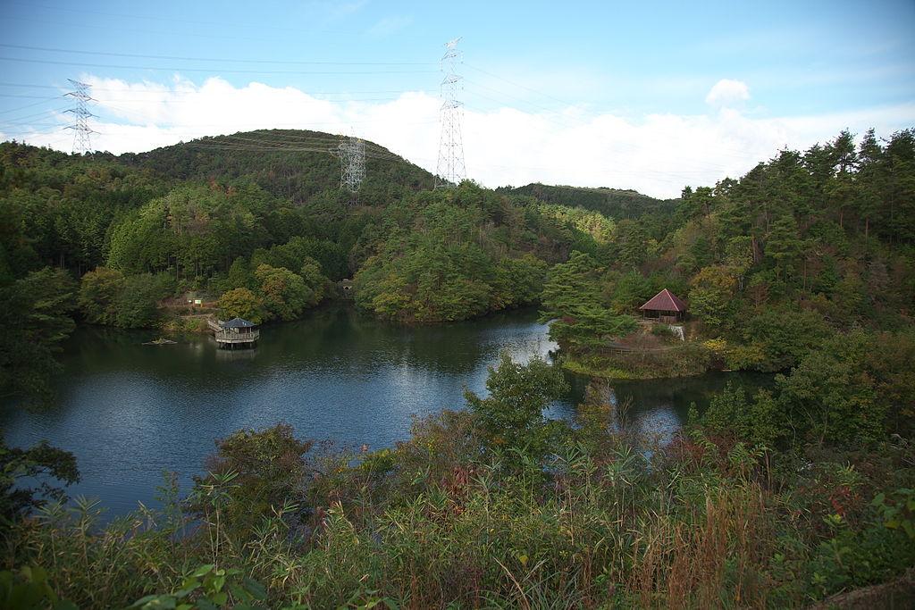 photo by File:Taishōike Kyoto JPN 003.jpg - Wikimedia Commons