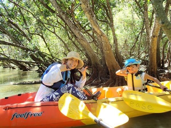 photo by 沖縄県のカヌー・カヤックの体験ツアー|そとあそび
